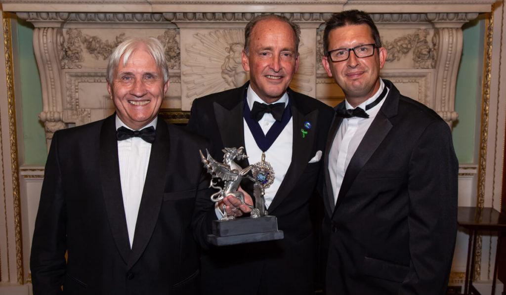 AESSEAL award winners