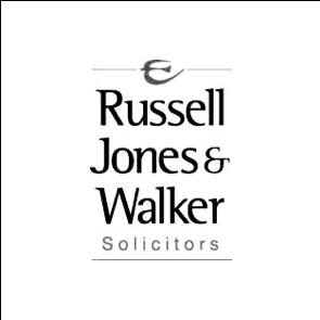 Russel Jones and Walker client logo